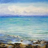 Across the Water Art Print