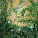 Forest Foliage Art Print