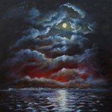 Moody Moon Light II Art Print