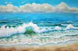 A Wave Art Print