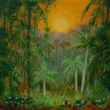 Edge of the Jungle Art Print