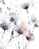 Lavender Floral II Art Print