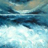 Winter Sea Art Print