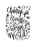 Change Your World Art Print