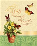 Let Your Glory Art Print