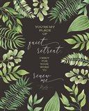 Quiet Retreat Art Print