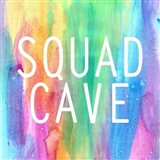 Squad Cave Art Print