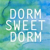 Dorm Sweet Dorm Art Print