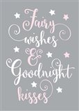 Fairy Wishes Art Print