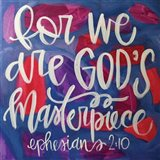 God's Masterpiece Art Print
