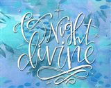 O Night Divine Art Print