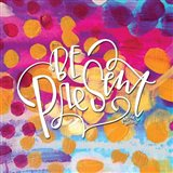 Be Present - Dots Art Print