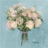 Rose Bouquet I Art Print