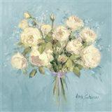 Rose Bouquet II Art Print