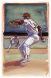 Baseball I Art Print