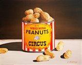 Circus Peanuts Art Print