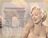 Marilyn Triomphe Art Print