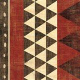 Patterns of the Savanna I Art Print