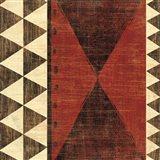 Patterns of the Savanna II Art Print