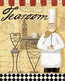 Chef's Break IV Art Print