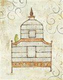 Bird Cage III Art Print