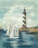 Northeastern Breeze II Art Print