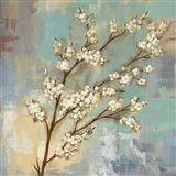 Kyoto Blossoms I Art Print