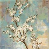 Kyoto Blossoms II Art Print