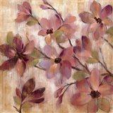 Magenta Branch I Art Print