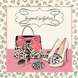 Leopard Perfection Art Print