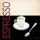 Cafe Moderne IV Art Print
