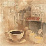 Cafe de Paris I Art Print