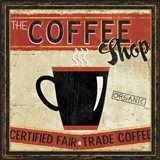 Coffee Roasters II Art Print
