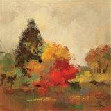 Fall Forest I Art Print