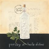 Huile d Olive I Art Print