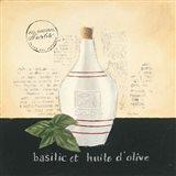 Huile d Olive III Art Print