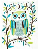 Night Owl II Art Print