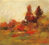 Fall Forest IV Art Print