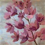 April Blooms I Art Print