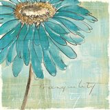 Spa Daisies III Art Print