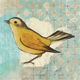 Wilsons Warbler II Art Print