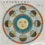 Lunar Calendar Art Print