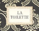 La Toilette Art Print