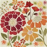 Spice Garden I Art Print