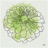 Watercolor Floral I Art Print