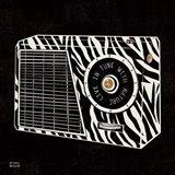 Analog Jungle Radio Art Print