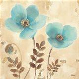 Poppies Three I Art Print