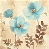 Poppies Three II Art Print