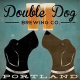 Double Dog Brewing Co. Art Print