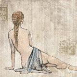 Figure Study II Art Print